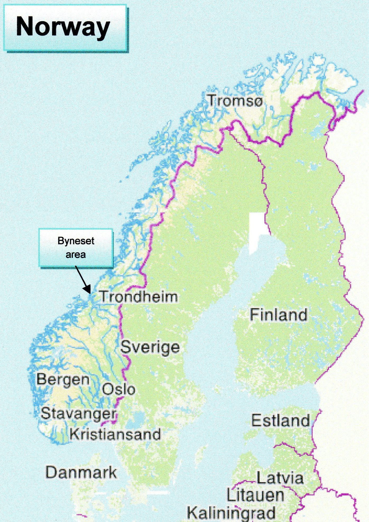 Norvegia Cartina Stradale.Trondheim Norvegia Mappa Mappa Di Trondheim Norvegia Europa Del Nord Europa
