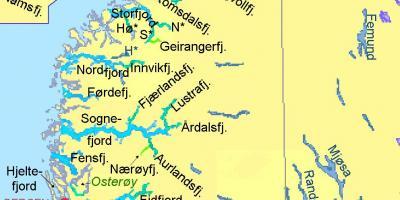 Norvegia Cartina Stradale.Norvegia Mappa Mappe Norvegia Europa Del Nord Europa
